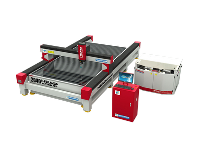 Cheap Price Water Jet Cutting Machine for Metal Stone Glass Rubber Plastic Steel Cutting