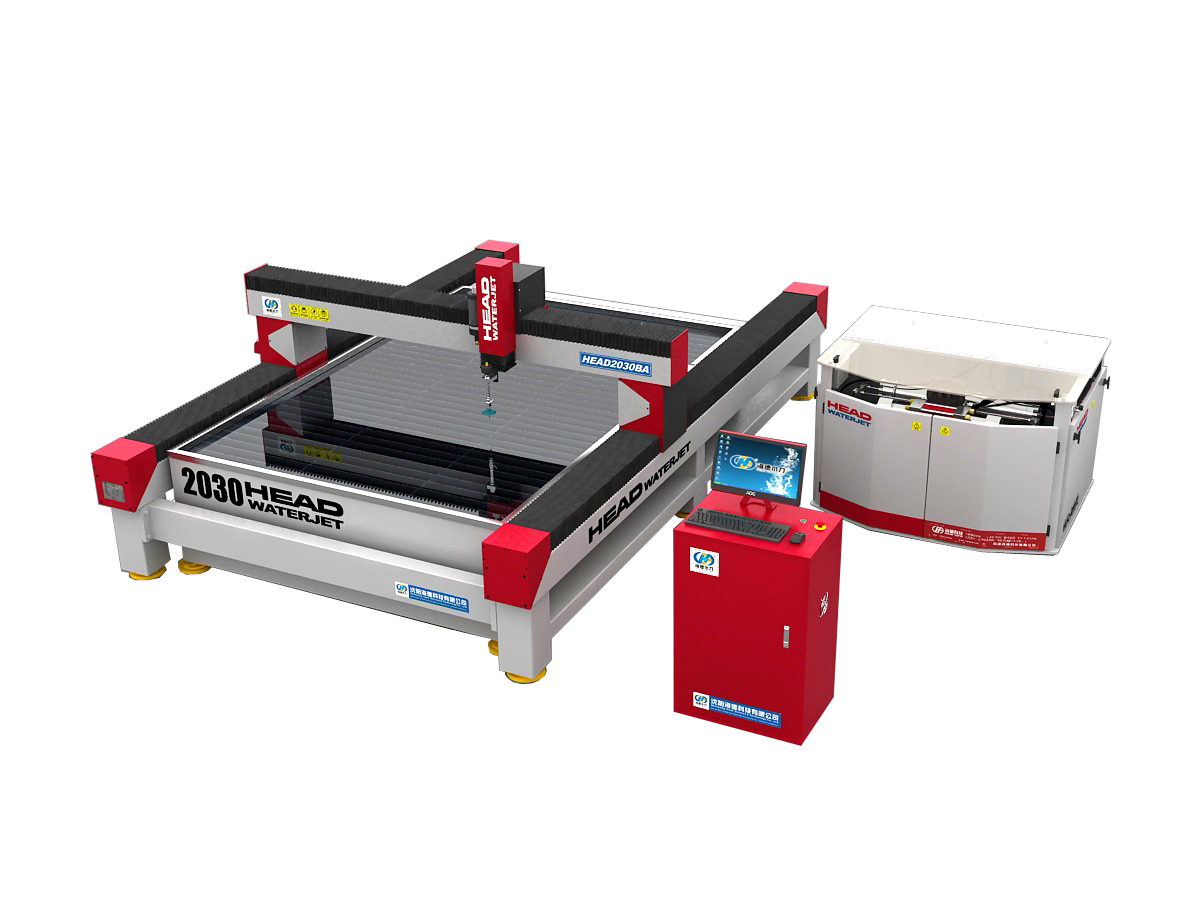 CnC Water Jet Cutting Machine for Metal Cutting from China