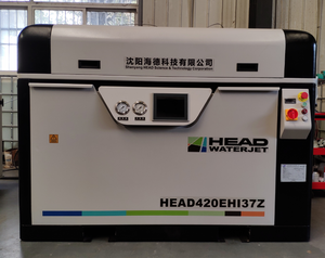 HEAD NEW Designed Waterjet Cutting Machine Pump